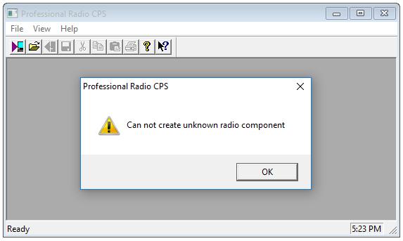 Motorola CPS 64-bit Windows 10
